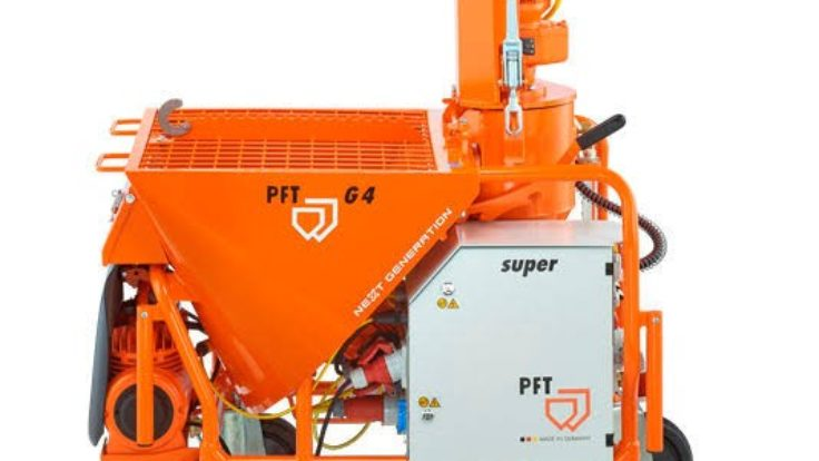 PFT G 4 FC-230/400V