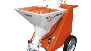 آلة الجص PFT RITMO XL